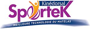 Sportek Kinedorsal Kinédorsal a élaboré le matelas sportek pour vous aider à être en pleine forme au quotidien. kinedorsal